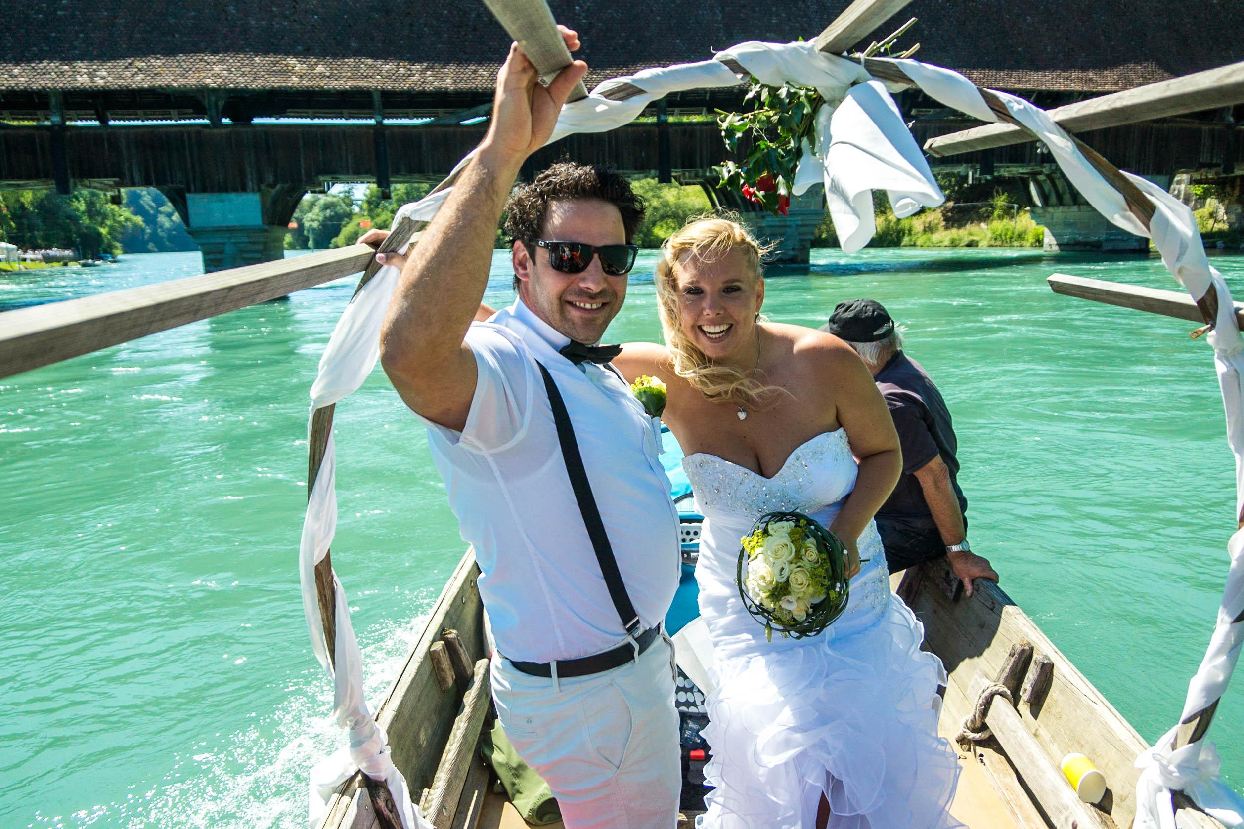 Hochzeit Romy und Oli