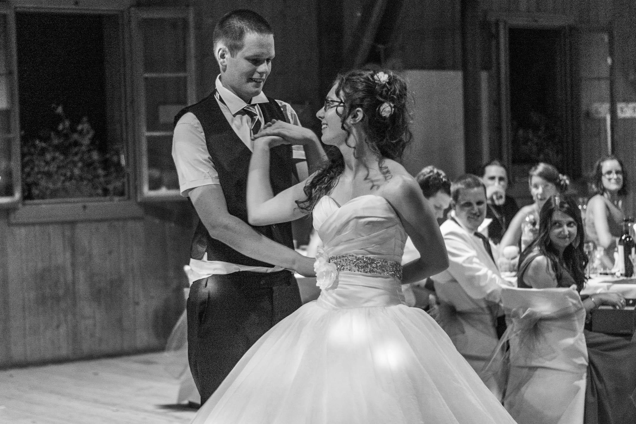 Mariage Oksana et Christof