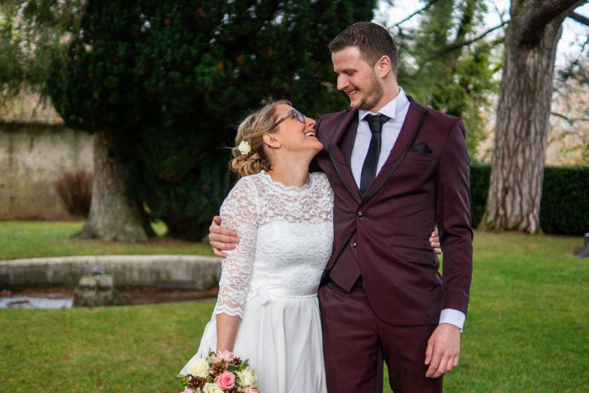 Un mariage au Château de Vaumarcus