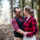 Un mariage canadien en Suisse